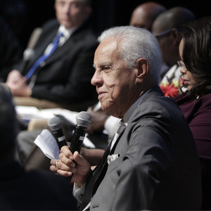 The 2019 Wilder Symposium, organized by L. Douglas Wilder, will feature the presidents of Virginia State University, the University of Richmond, Reynolds Community College and VCU. (File photo)
