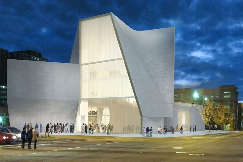 Virginia Commonwealth University will break ground on new Institute for Contemporary Art this sum...