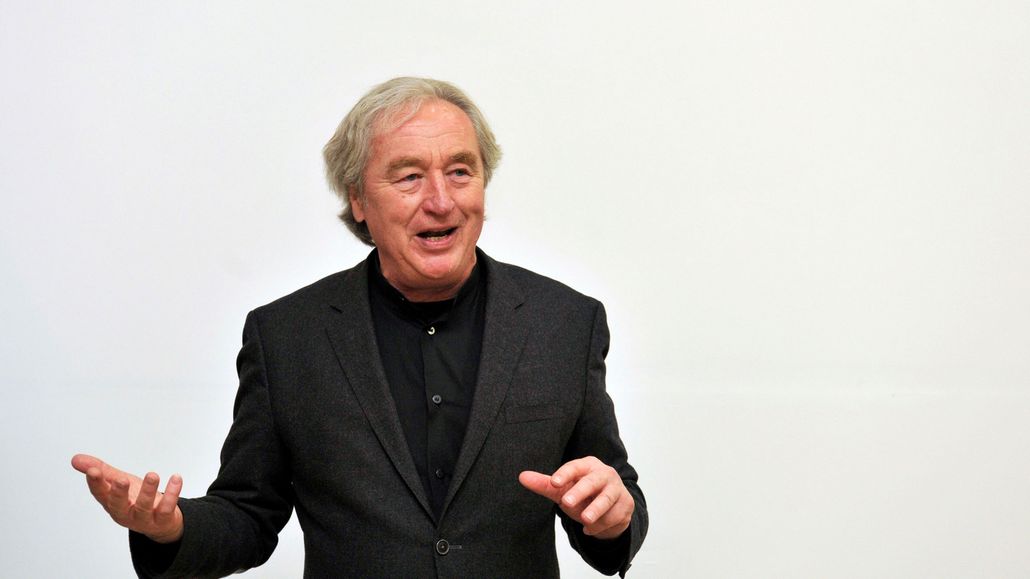 World-renowned architect, Steven Holl
